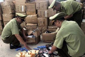 Tăng cường kiểm tra, xử lý mỹ phẩm nhập lậu