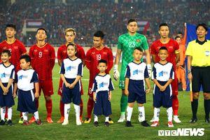 HLV Park Hang Seo chốt danh sách tuyển Việt Nam đấu Thái Lan