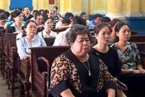 Xét xử vụ án tại Ngân hàng TMCP Đại Tín