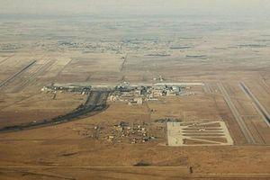 Nổ lớn gần sân bay quốc tế Damascus của Syria