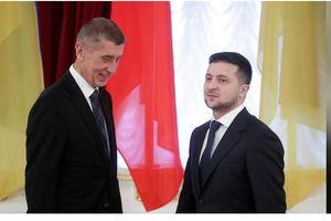 Ukraine muốn lấy lại 'các phần lãnh thổ đã bị sáp nhập'