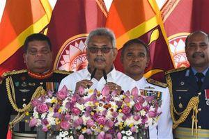 Sri Lanka: Ông Gotabaya Rajapaksa nhậm chức Tổng thống