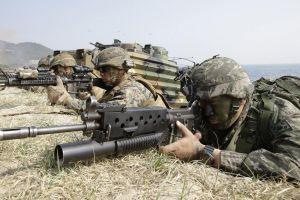 Hàn Quốc từ chối trả Mỹ 5 tỷ USD chi phí hiện diện quân sự