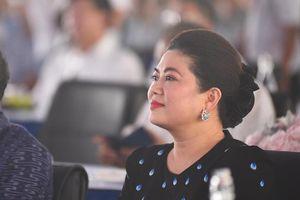 Nữ triệu phú Thái Lan tham gia HĐQT nhà máy nước Sông Đuống