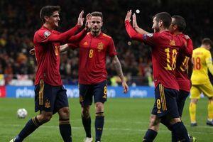 Vòng loại Euro 2020: Những bữa 'đại tiệc' bàn thắng thịnh soạn