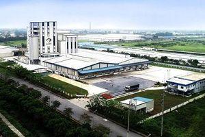 Khánh thành nhà máy thức ăn chăn nuôi tại Khu Công nghiệp Hòa Mạc, tỉnh Hà Nam