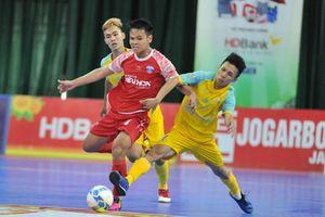 Khởi tranh Giải Futsal HDBank Cúp Quốc gia 2019