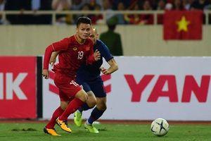 Văn Lâm cứu thua xuất sắc, tuyển Việt Nam vững vàng ngôi đầu bảng