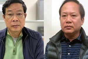 Vụ MobiFone mua AVG: Xét xử 2 cựu Bộ trưởng Nguyễn Bắc Son, Trương Minh Tuấn và 12 đồng phạm 16 ngày