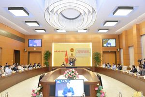 Ban Chỉ đạo quốc gia, Ban Tổ chức AIPA 41 tiến hành Phiên họp lần thứ nhất