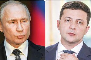 Tín hiệu lạc quan từ quan hệ Nga - Ukraine