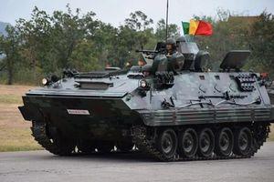 Thái Lan khoe sức mạnh thiết giáp, khẳng định vị thế hàng đầu Đông Nam Á
