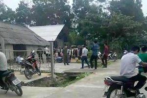 Vụ 3 cha con treo cổ tự tử ở Tuyên Quang: Người vợ suy sụp phải nhập viện