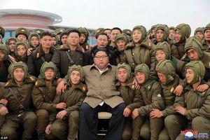 Cận cảnh hình ảnh Chủ tịch Kim gửi thông điệp đanh thép đến Mỹ