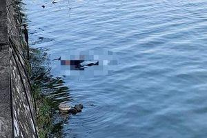 Phát hiện thi thể người phụ nữ nổi trên Hồ Tây