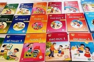 Bộ GD&ĐT công bố bộ sách giáo khoa lớp 1 mới