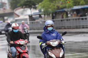 Không khí lạnh tiếp tục ảnh hưởng, gây mưa ở Trung Bộ