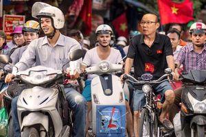 Ảnh chế: bát phở đội tuyển Việt Nam bán cho Thái Lan lúc nào cũng có hành