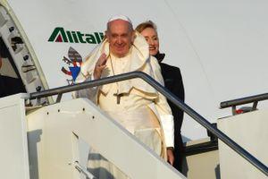 Thái Lan tăng cường an ninh cho chuyến thăm của Giáo hoàng Francis