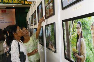 Triển lãm 'Campuchia - Vương quốc văn hóa' tại Việt Nam