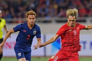 Hai lần bị từ chối bàn thắng, Việt Nam hòa đáng tiếc Thái Lan