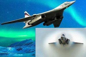 Báo Nga xác nhận không có chuyện 'thiên nga trắng' Tu-160 khiến F-35 'hít khói'