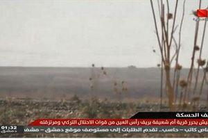 Lính Syria trả giá đắt vì 'sống ảo' với xe tăng Thổ