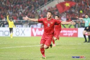 ĐT Việt Nam chia tay trụ cột sau trận đấu với Thái Lan