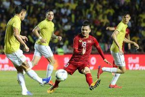 Lộ diện đội hình của HLV Park Hang Seo đấu với tuyển thủ ngươìThái ở Mỹ Đình