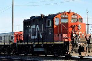 Hàng nghìn nhân viên đường sắt Canada đình công