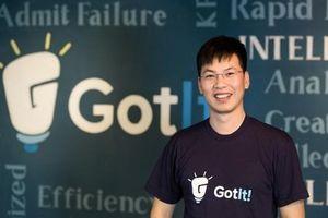 Nhà sáng lập GotIT Trần Việt Hùng trả lời câu hỏi 'khởi nghiệp vì tiền hay để tạo ra giá trị?'