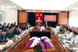 Ban Chỉ đạo Trung ương về phòng, chống tham nhũng làm việc tại Lâm Đồng