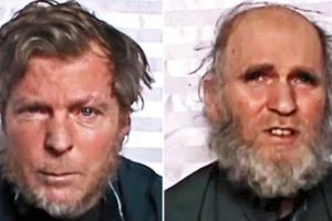 Taliban vừa trả tự do con tin người Australia và Mỹ