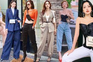 Street style gợi cảm, sang chảnh hết tầm của mỹ nhân Việt tuần qua