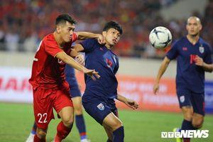 Bảng xếp hạng vòng loại World Cup 2022: Việt Nam vững ngôi đầu, Malaysia lên thứ 2