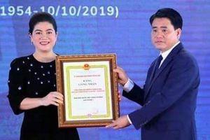 Bà Đỗ Thị Kim Liên không còn là TGĐ Công ty nước mặt sông Đuống
