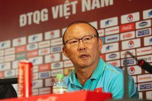 Thầy Park: 'Hòa Thái Lan trên sân nhà là kết quả khó có thể hài lòng'