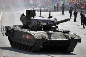 Quân đội Nga chuẩn bị nhận lô xe tăng T-14 Armata đầu tiên