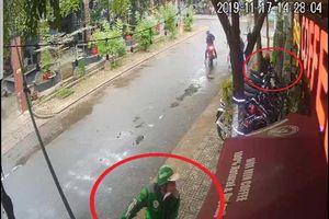 Liên tiếp xuất hiện trộm, cướp mặc áo Grab ở TP.HCM