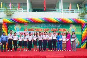 Học bổng HD SAISON nâng đỡ học sinh nghèo vượt khó