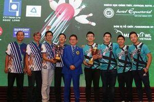 Happy Valley vô địch bowling các thành phố châu Á