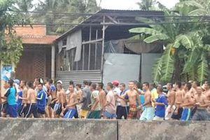 Gần 120 học viên cai nghiện bỏ trốn