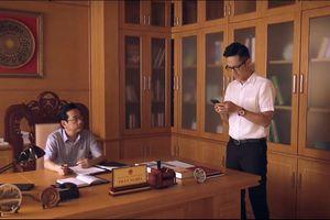 Sinh tử tập 12: Liệu Trần Bạt có nghe lời bố không dây vào vụ sập mỏ đá Thanh Lâm?