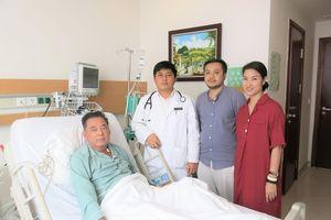 Vinmec cứu bệnh nhân nhồi máu cơ tim cấp khỏi 'cửa tử' trong thời gian ngắn kỷ lục