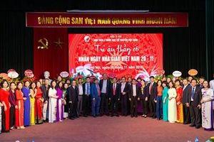 Học viện Y học dược cổ truyền Việt Nam tổ chức kỷ niệm ngày Nhà giáo Việt Nam