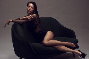 Quán quân Siêu mẫu quốc tế 2018 Khả Trang tung bộ ảnh nóng bỏng mừng sinh nhật