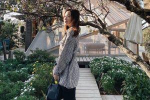 Hoa hậu Đỗ Mỹ Linh tự chê nhan sắc: 'Hơi ghê'