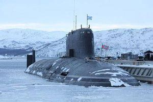 Biến căng: Tàu ngầm Nga bất ngờ xâm nhập lãnh hải Israel