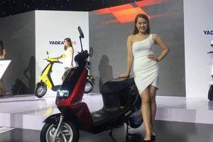 Ra mắt xe máy điện YADEA tại Việt Nam, giá từ 16 đến 40 triệu đồng