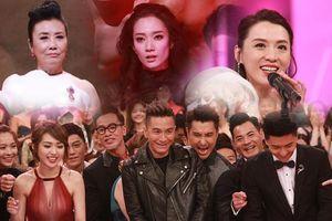 Lễ mừng 52 năm khánh đài TVB năm 2019: Uông Minh Thuyên chủ trì, Grace Wong gây bão vì màn nhảy gợi cảm